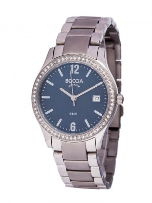 Часы Boccia Titanium 3235-04 Часы Casio MTP-VS02L-1A